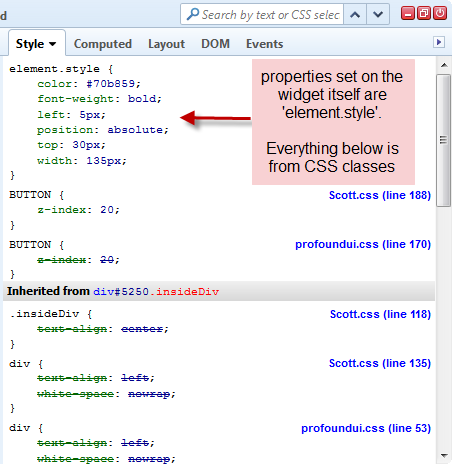 css-styling