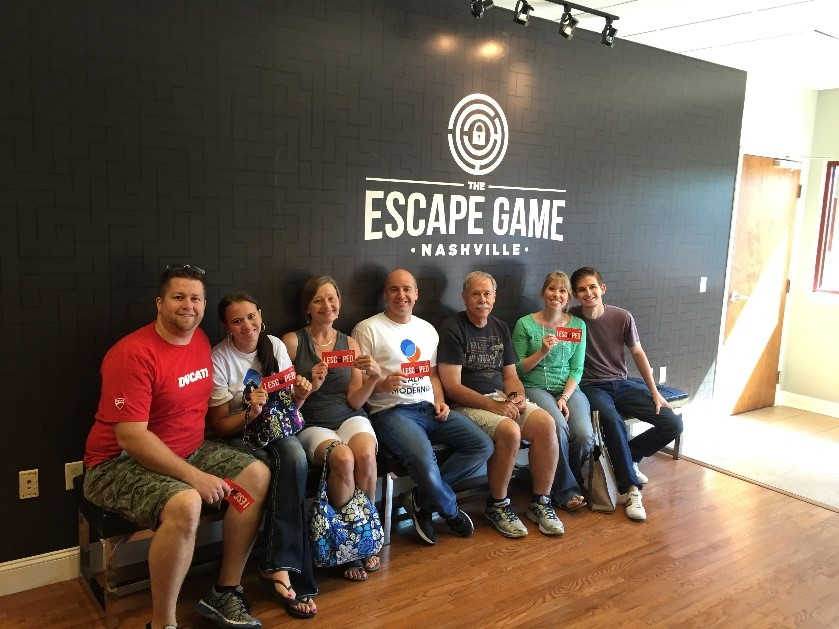 The Escape Game Nashville