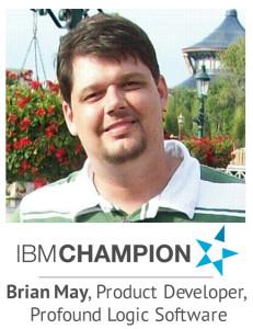 Brian May, IBM Champion