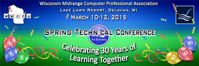 WMCPA Conference 2015 IBM i Profound Logic Software