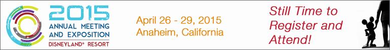 COMMON 2015 Conference - April 25-28, Anaheim, CA