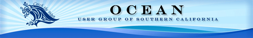 OCEAN User Group of Southern California