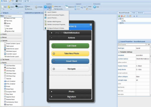 Easy-to-use. rapid development tools like Profound Mobile makes it easy for RPG developers to deliver mobile applications