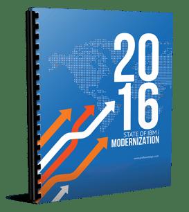 IBM i Modernization Survey finds industry and development trends