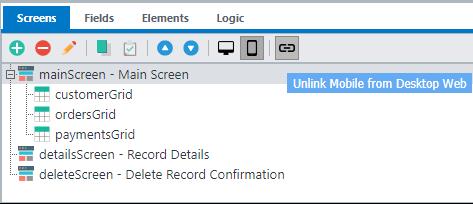 unlink mobile from desktop