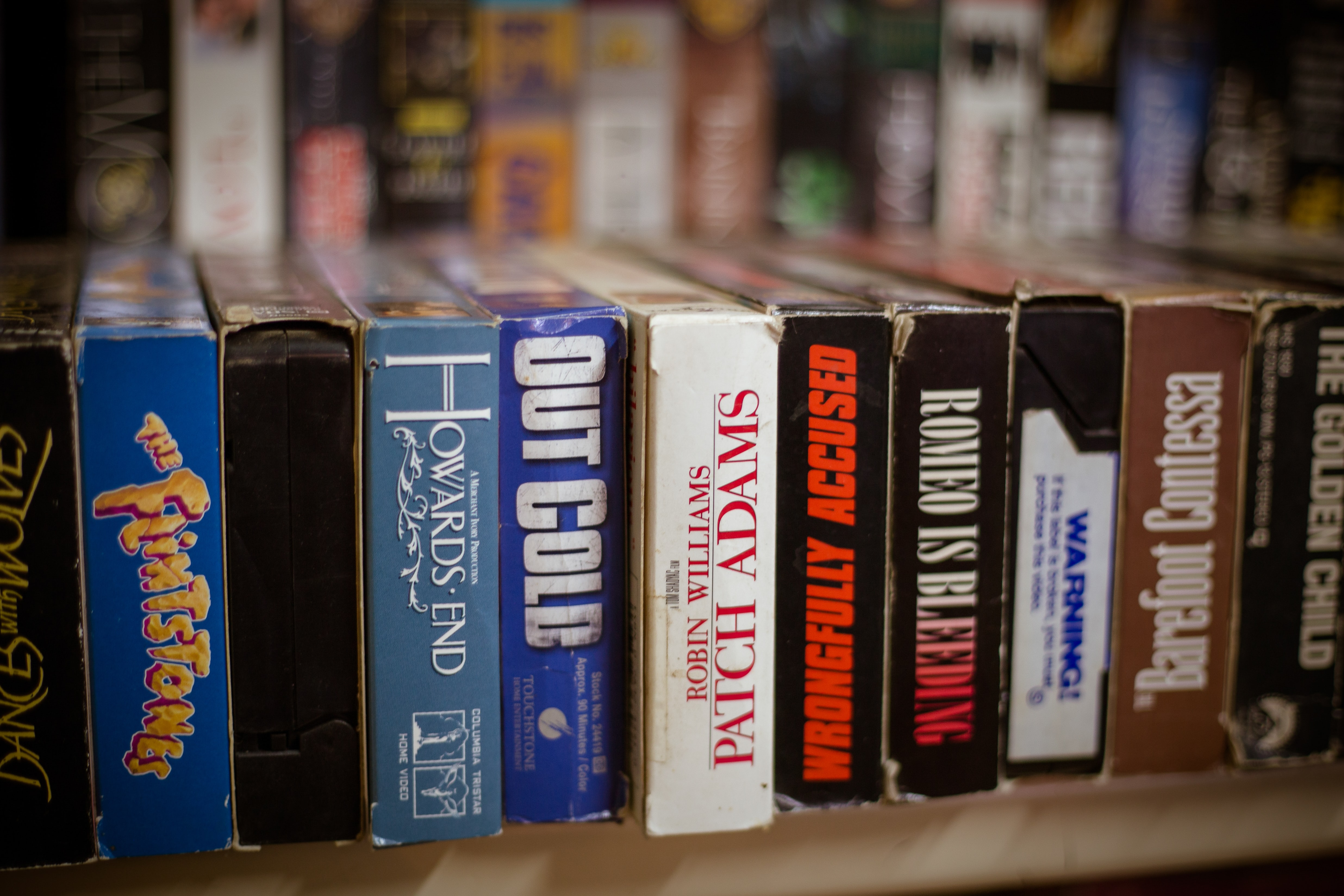 outdated tapes